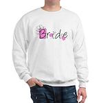 Pink Lady Bride Sweatshirt