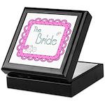 Portrait Bride Keepsake Box