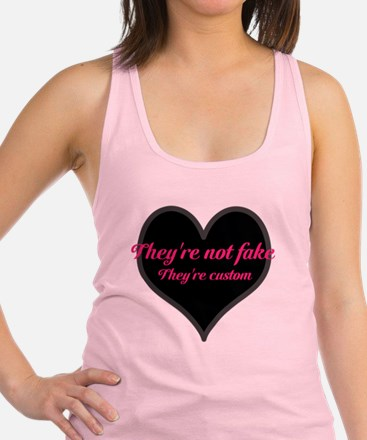 They're not fake they're custom Tank Top