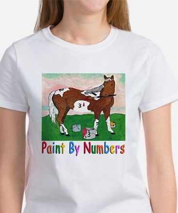"""""""PAINT BY NUMBERS"""" T-Shirt"""