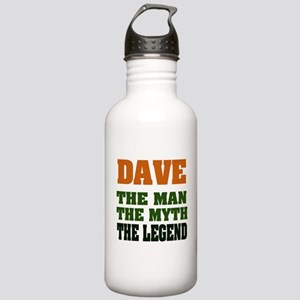 DAVE - The Legend Stainless Water Bottle 1.0L