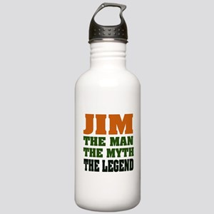 JIM - The Legend Stainless Water Bottle 1.0L