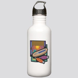 Weaving Stainless Water Bottle 1.0L