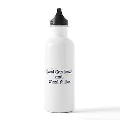 Head Gardener Water Bottle