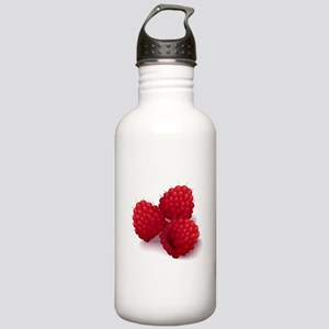Raspberries Stainless Water Bottle 1.0L