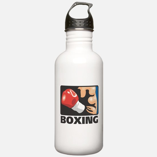 Boxing Sports Water Bottle