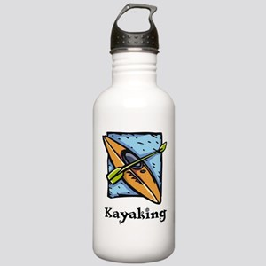 Kayaking Stainless Water Bottle 1.0L