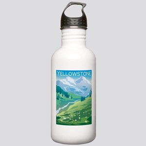 Yellowstone Stainless Water Bottle 1.0L