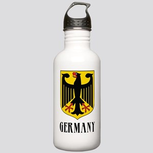 German Coat of Arms Stainless Water Bottle 1.0L