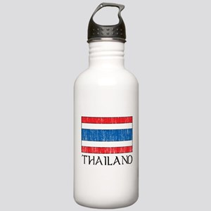 Thailand Flag Stainless Water Bottle 1.0L