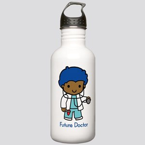 Future Doctor - boy Stainless Water Bottle 1.0L