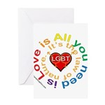 LGBT Marriage Greeting Card