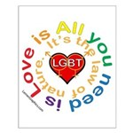 LGBT Marriage Small Poster