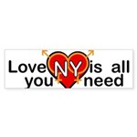 LGBT Marriage Sticker (Bumper 50 pk)