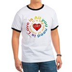 LGBT Marriage Ringer T