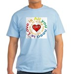 LGBT Marriage Light T-Shirt
