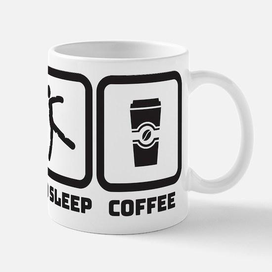 No Sleep Coffee Mug