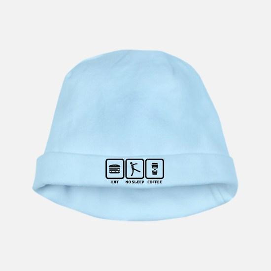 No Sleep Coffee Baby Hat