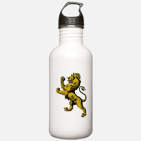 Rampant Lion Water Bottle