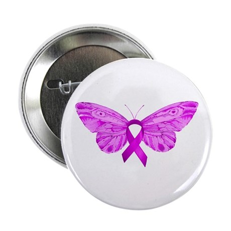 "For the Cure 2.25"" Button (10 pack)"