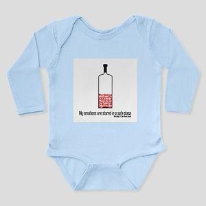Stored Emotions Long Sleeve Infant Bodysuit