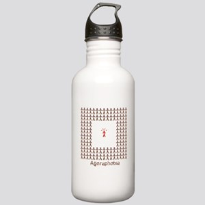 Agoraphobia Stainless Water Bottle 1.0L