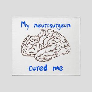 Neurosurgery Throw Blanket