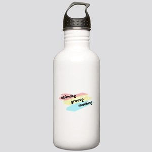Groove Machine Stainless Water Bottle 1.0L