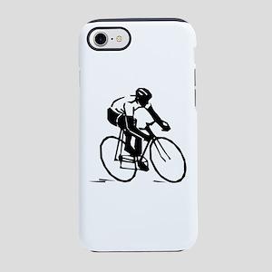Cyclist iPhone 7 Tough Case