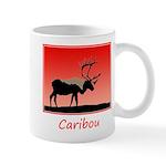 Sunset Caribou 11 oz Ceramic Mug