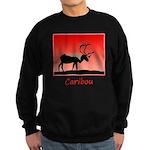 Sunset Caribou Sweatshirt (dark)