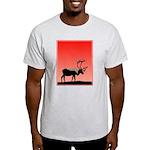 Sunset Caribou Light T-Shirt