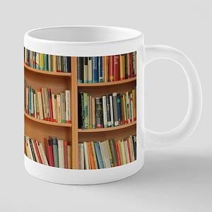 Bookshelf Books 20 oz Ceramic Mega Mug