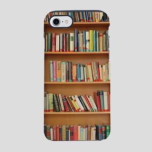 Bookshelf Books iPhone 7 Tough Case