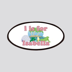 I is for Isabella Patches