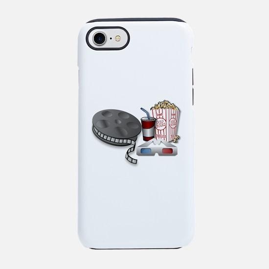 3D Cinema iPhone 7 Tough Case
