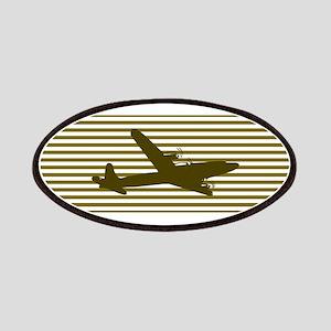 Vintage Plane Patches