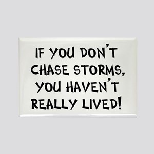 chase storms Rectangle Magnet