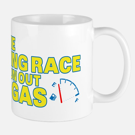 Amazing Race Fuel Level Mug