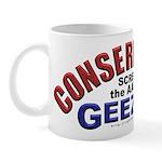 Conservative Geezer Mug
