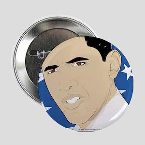 """Barack Obama 2011 2.25"""" Button"""