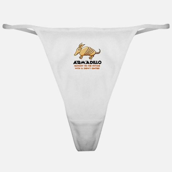 Armadillo Classic Thong