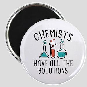 Chemists Magnet