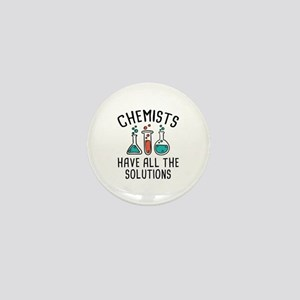 Chemists Mini Button