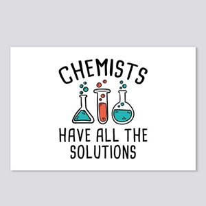 Chemists Postcards (Package of 8)