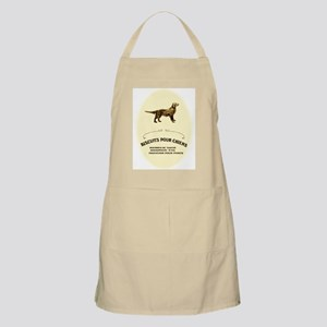 French Dog Biscuits Apron