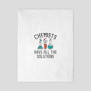 Chemists Twin Duvet