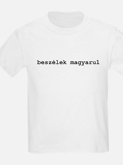 I Speak Hungarian T-Shirt