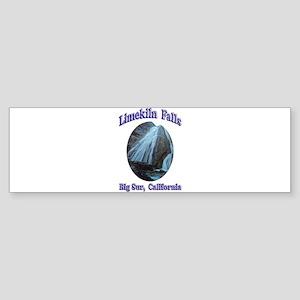 Limekiln Falls Sticker (Bumper)