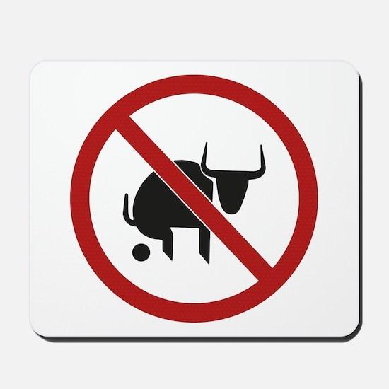 No Bull Mousepad